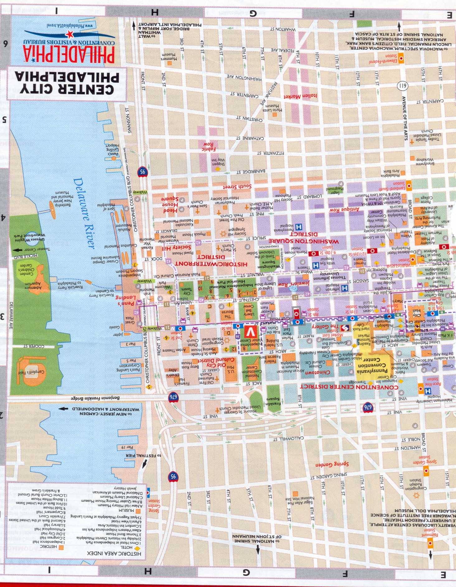 Filadelfia PA Guia Bsico Da Cidade E Atraes Pontos