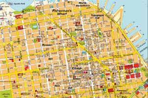 Mapa de gay san fran