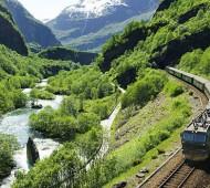trem noruega
